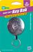 48IN CORD KEY BAK CLIP CHROME 1/CD