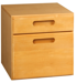 2 DRAWER STORAGE CABINET 32LB