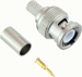 3-PIECE BNC CONNECTOR