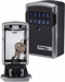 Bluetooth Wall Mount Lock Box