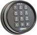 Black ESL5 Electronic Keypad Retro-Fit Kit