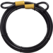 CARDED CABLE HD 15FT X 3/8IN LOOPED END