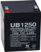 12 VOLT 5.0AH BATTERY