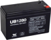 12 VOLT 8.0AH BATTERY