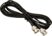 +12FT MINI COAX 75 OHM- BLACK