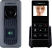 WIRELESS 2 WAY INTERCOM KIT WITH VIDEO