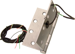4IN X 4IN 4-WIRE 26G ELECTRIC HINGE