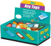 ID KEY TAG BALL CHAIN ASSORTED 100/BX