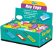 ID TAG TANG RING ASSORTED 100/BX