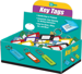 ID KEY TAG SWIVEL ASSORTED 200/BX