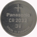 CR2032 3V 210 mAh LITHIUM COIN CELL