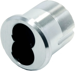 MORTISE IC HOUSING 1-1/4IN STRAIGHT CAM