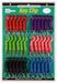 PLASTIC KEY CLIP ASSORTED 36/CD