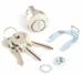Mailbox Lock W/Dust Shutter CW