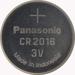 CR2016 3V 90 mAh LITHIUM COIN CELL