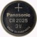 CR2025 3V 150 MAH LITHIUM COIN CELL
