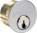 Mortise Cylinder 1-1/8in 6P ASSA T-6000
