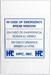 REPLACEMENT GLASS F/EMERGENCY KEY BOX