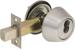 Deadbolt - Single Cylinder, Satin Chrome US26D, Grade 1, SFIC Less Core