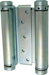 DOUBLE ACTING SPRING HINGE US2G ZINC