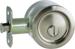 ROUND POCKET PRIVACY DOOR LOCK