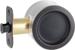 ROUND POCKET PASSAGE DOOR LOCK