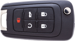 GM 5 BUTTON PROX FOB