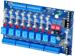 Access Power Controller, 8 Fused Relay Outputs, 12/24 AC/DC, FAI, Board