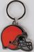 Clevland Browns Keychain
