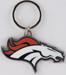 Denver Broncos Keychain