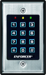 Stand-Alone Indoor Keypad 1000 Users, 12-24V AC\DC, 1 Relay Output