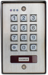 Surface-Mount, Stand-Alone Vandal Resistant Flush-Mount Outdoor Keypad with Prox, 1100 Users, 12-24V AC\DC, 2 Relay Output
