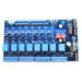 Access Power Controller, 8 PTC Class 2 Relay Outputs, 12/24 AC/DC, FAI, Board